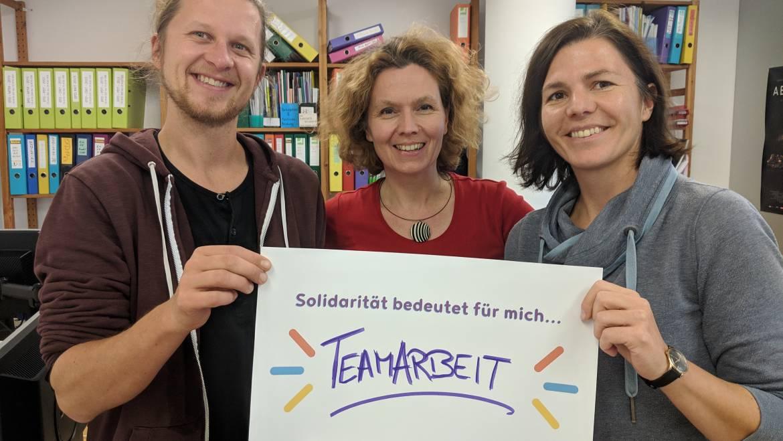 #solidaritätskorps – Mitmachen bei ESK-Fotoaktion zu Solidarität