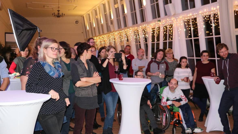 Ein Fest zum ESK-Launch