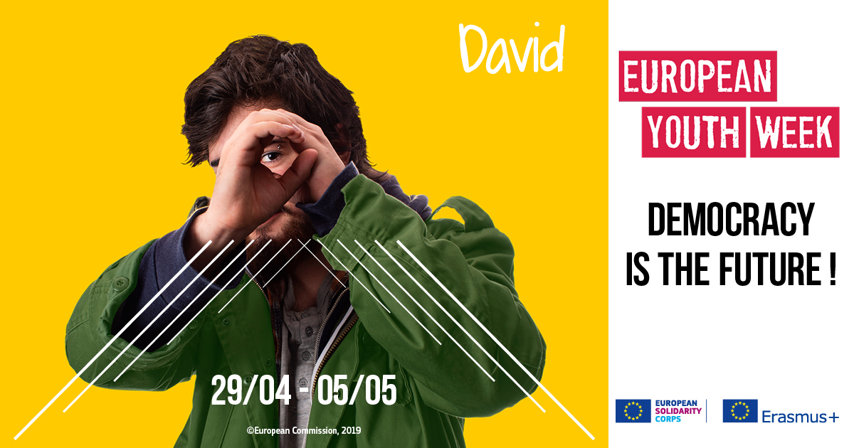 European Youth Week 2019 – Call for Activities