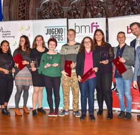 Jetzt einreichen: Österreichischer Jugendpreis 2019