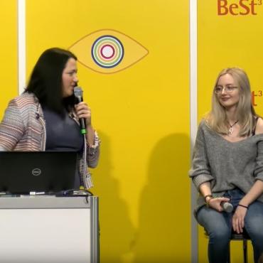 Inspiration, Abenteuer & Tätigkeit mit Sinn – Vortrag zum ESK bei der BeSt³