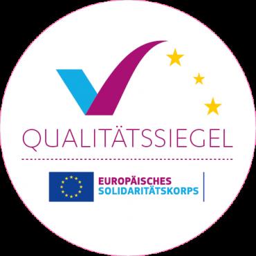 Online-Frage- und Antwortsession zum Qualitätssiegel im Europäischen Solidaritätskorps