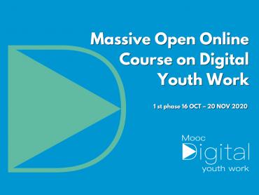 Kurs zu digitaler Jugendarbeit ab 16.10.2020