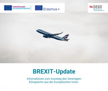BREXIT-Update 01/2021